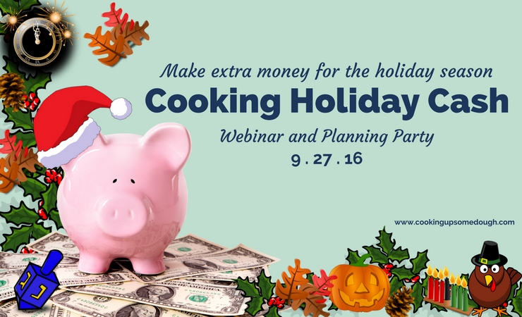 Make extra money for the holiday season